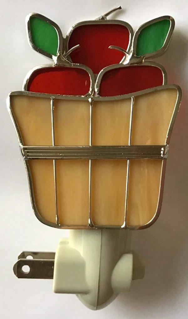 Apple Basket Night Light