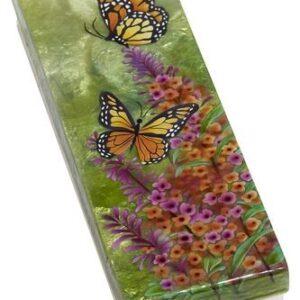 Butterflies Capiz Long Box