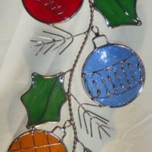 Christmas Ornament Scroll