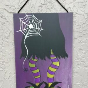 Witch Hanging